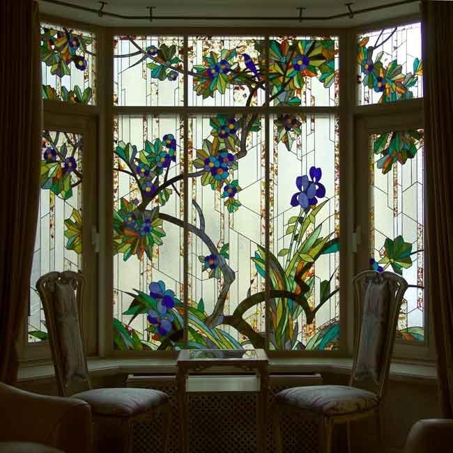 Сделать своими руками красивое окно 944